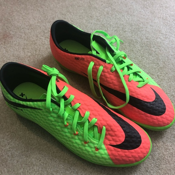 big sale 223fc 7b4d9 Nike Hypervenom X Indoor soccer shoes